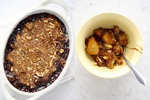An Easy Peasy Pear Crisp Recipe