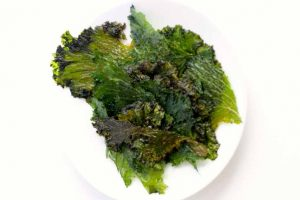 Mustard Green Chips: Another Option for Healthy Snacking