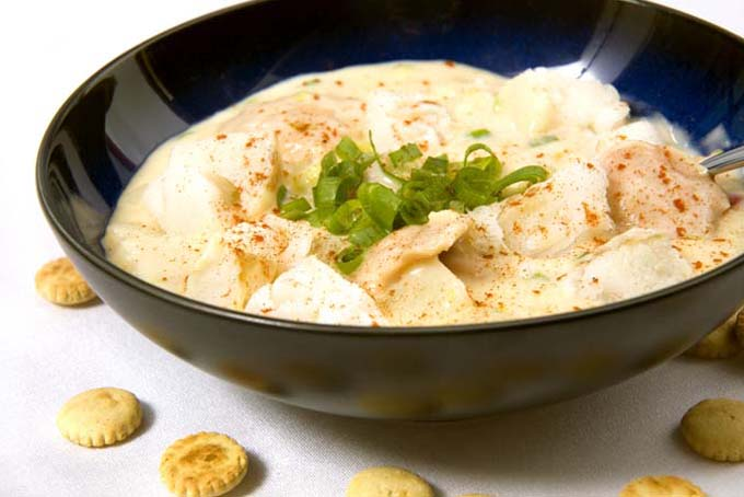 A spanish noche buena christmas dinner foodal spanish fish chowder foodal forumfinder Image collections