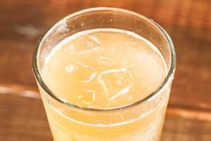 Ginger Lavender Tonic: a Fizzy Natural Beverage