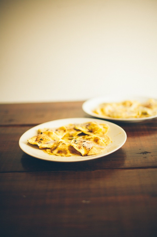 Roasted carrot ravioli is a tasty and healthier version of the normal comfort food | Foodal