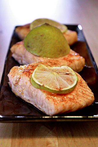 Chipolte Lime Salmon