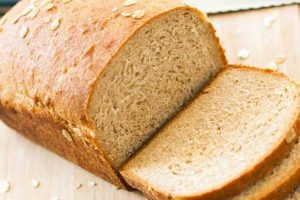 Maple Oat Bread (Vegan)