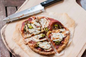 Grilled Zucchini Pizza: The Perfect Summertime Pie