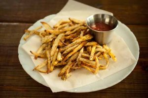 The Best Homemade Baked French Fries