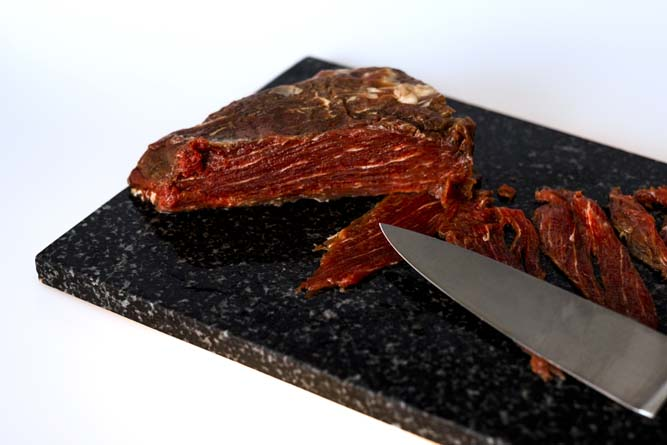 Please don't use a marble cutting board! Read more to find out why at Foodal.com