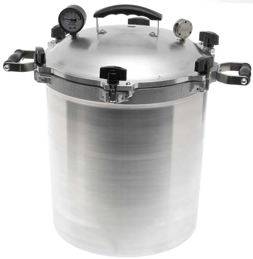 All American 30 Quart Pressure Cooker and Canner