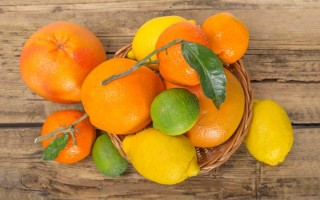 Cleaning Power of Citrus