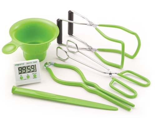 Preso 7 Function Canning Kit