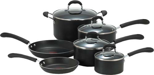 Tfal Professional non stick set - a great budet choice for any gift registry