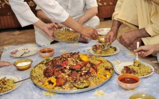 How to Make Middle Eastern Kabsa: American Style
