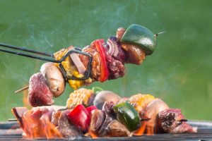 Spice Up Your BBQs With a Variety of Kabobs