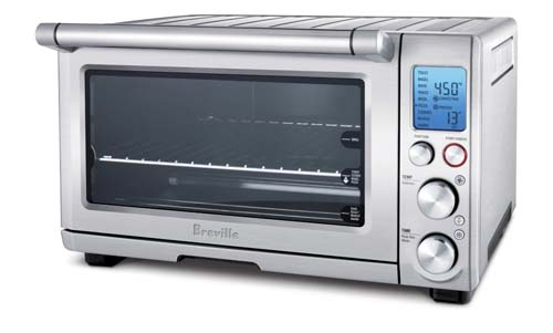 Breville BOV800XL Smart toaster oven at 1800 watts is perfect for your new home and would be a great appliance to add to your wedding registry