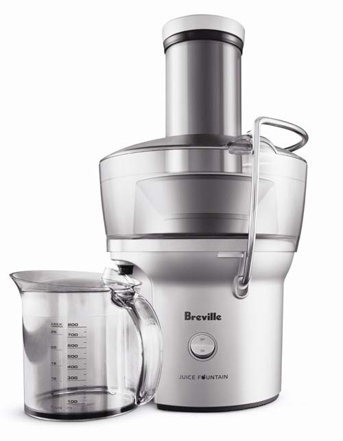 Breville Bje200XL Compact Juice Fountain would make an awesome counter top appliance for any newly married couple