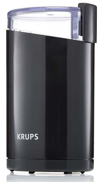 The Krups Electric Spice and Coffee Grinder would make the perfect wedding gift