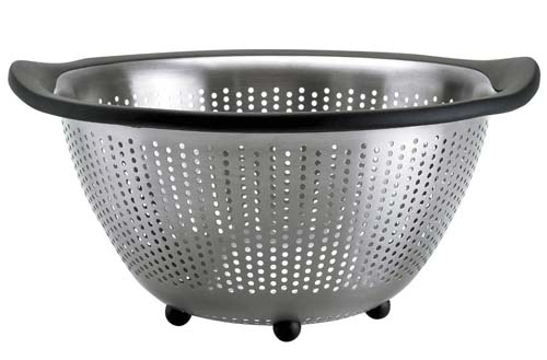 oxo good grips stainless colander