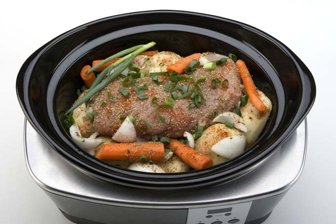 tips for roasting meat in a crock pot