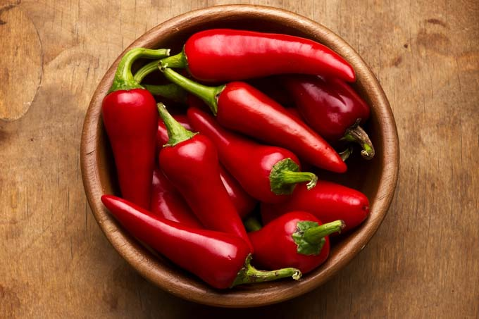 spicy red peppers   Foodal.com