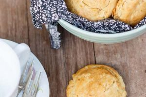 Biscuits – It's What's for Dinner!