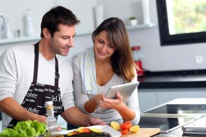 Cooking With Your Spouse Strengthens Relationships