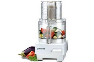 The Cuisinart Pro Classic 7-Cup Food Processor: Power in a Compact Package