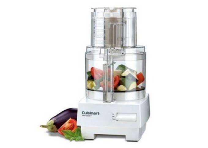 Cuisinart Pro Classic 7 Cup Dlc 10s Food Processor Review Foodal
