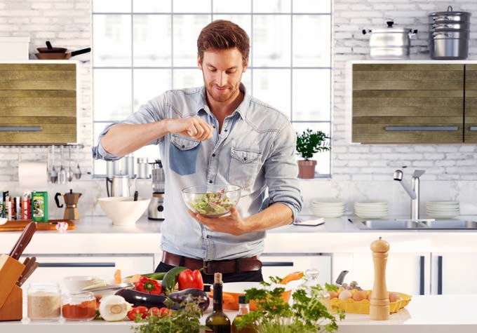 Getting Your Husband in the Kitchen - Foodal.com