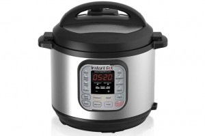 Instant Pot IP-DUO60 7-in-1 Programmable Pressure Cooker with Stainless Steel Cooking Pot and Exterior Review