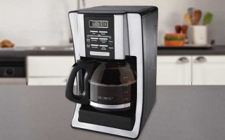 Mr. Coffee 12-Cup BVMC-SJX33GT Programmable Coffeemaker: Great Features at a Reasonable Price