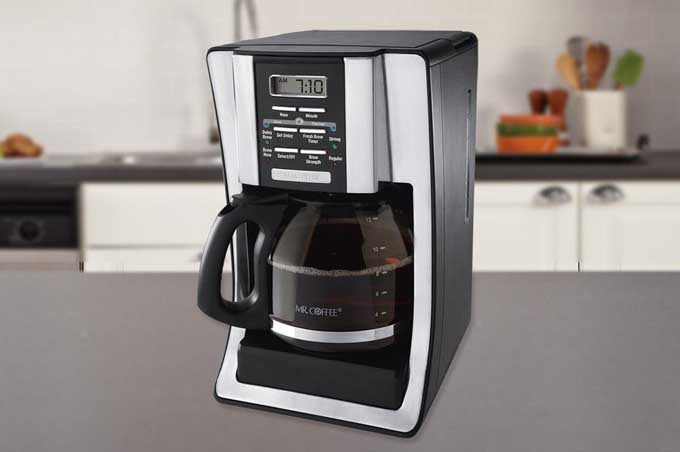 Mr. Coffee BVMC SJX33GT 12 Cup Programmable Coffeemaker Review