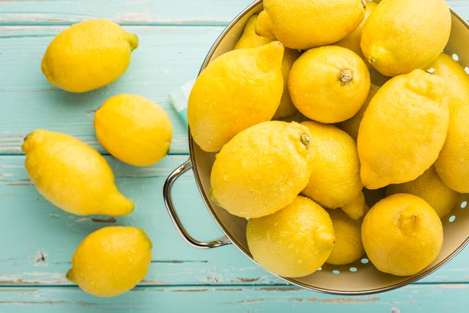 Natural Medicinal Properties of Lemons - Foodal.com