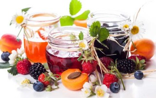 Fresh Berry Syrups: A Quick and Easy Way to Use Your Surplus