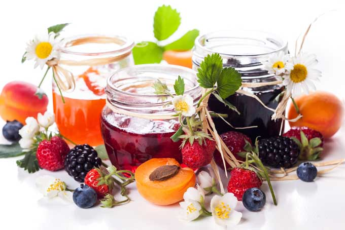Fresh Fruit Syrups