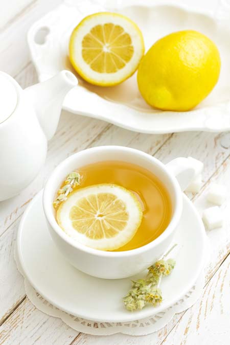 Lemon Tea - Foodal.com