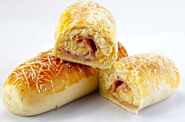 Meat and cheese rolls - Foodal.com