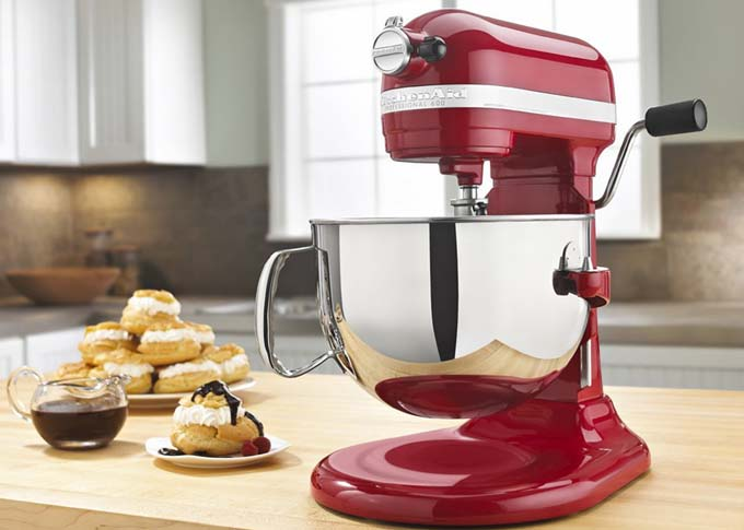 Due to its durable construction, iconic design, and strong motor, the KitchenAid Artisan Tilt-Head Stand Mixer with Pouring Shield is our top pick. Homemade baked goods bring families together.