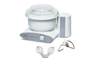 The Bosch Universal Plus Kitchen Machine: A Do-Everything Gadget