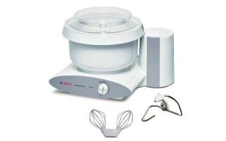 Bosch Universal Plus Kitchen Machine Stand Mixer | Foodal.com