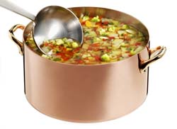 Read copper cookware reviews on Foodal