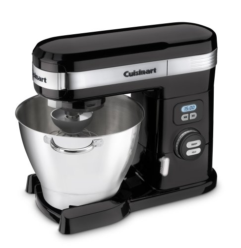 Cuisinart 5 1/2-Quart 12-Speed Stand Mixer | Foodal.com