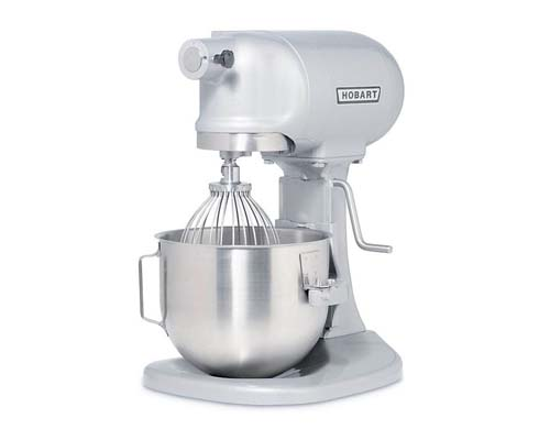 Hobart N50-60 5-qt 3-Speed All Purpose Bench Mixer | Foodal.com