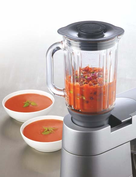 Kenwood 7-qt Major Stand Mixer Blender | Foodal.com