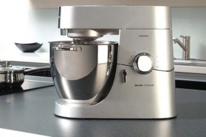 The Kenwood Chef Major Titanium: A British Powerhouse