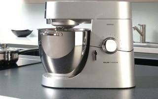 Kenwood Titanium Chef Major Stand Mixer |Foodal.com