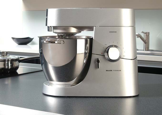 Kenwood Titanium Chef Major Stand Mixer |Foodal.com