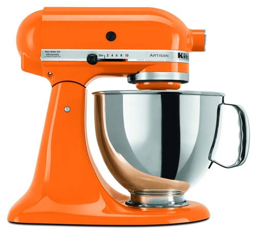 KitchenAid KSM150PS 5 Qt. Artisan Series - A Top Rated Pick | Foodal.com
