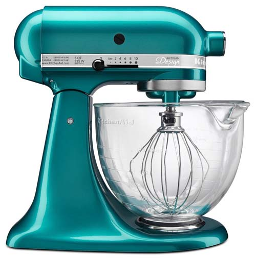 The KitchenAid KSM155GB 5 Qt | Foodal.com
