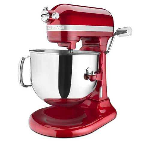 KitchenAid Pro Line 7 Quart Stand Mixer | Foodal.com