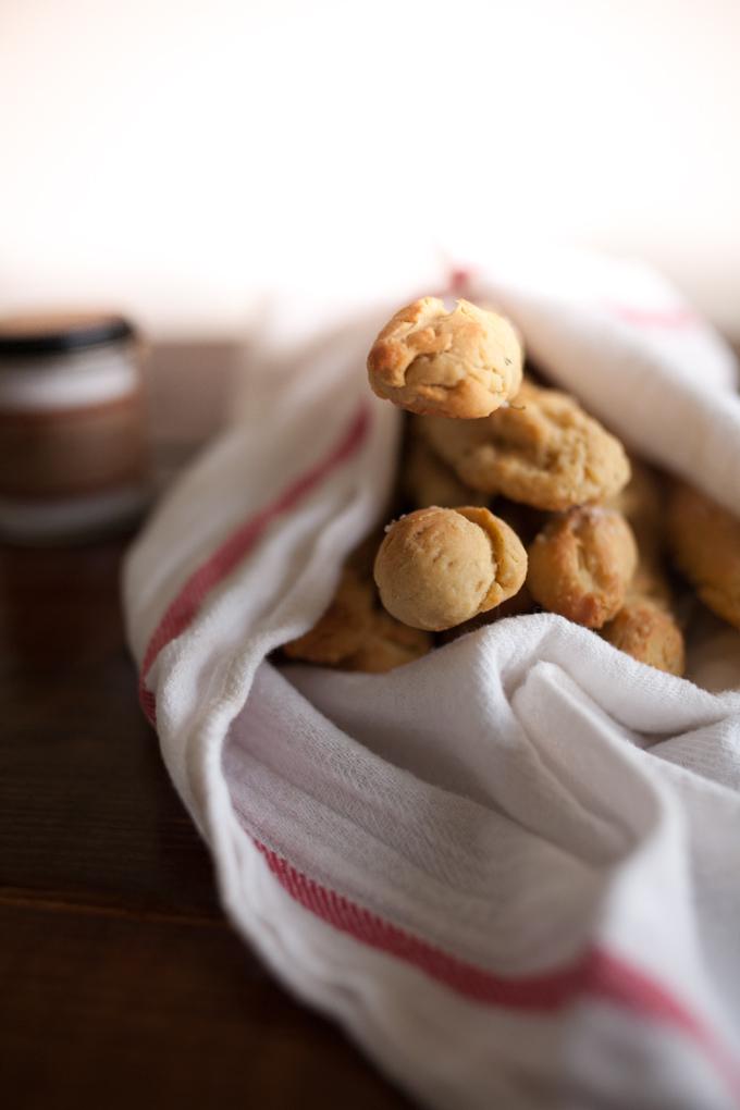 salted rosemary einkorn breadsticks
