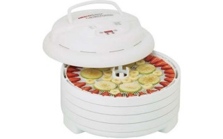 Nesco FD-1040 1000-watt Gardenmaster Food Dehydrator Review | Foodal